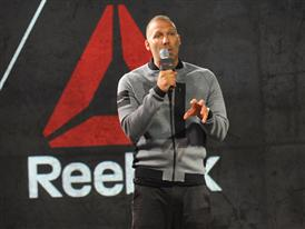 Launch of the Reebok UFC Fight Kit 10