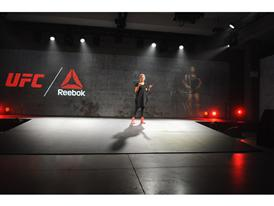 Launch of the Reebok UFC Fight Kit 12