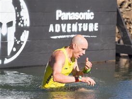 Robert Killian in Water