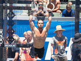 Rich Froning 2015 Reebok CrossFit Games