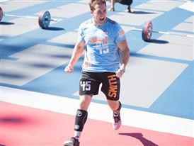 Ben Smith 2015 CrossFit Games