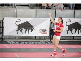 Reebok Athlete: Camille Leblanc Bazinet of Canada