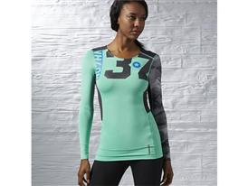 ONE SERIES ActivChill COMPRESSION LONG SLEEVE
