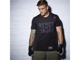 Men's Combat Short Sleeve Tee- Respect the Fight