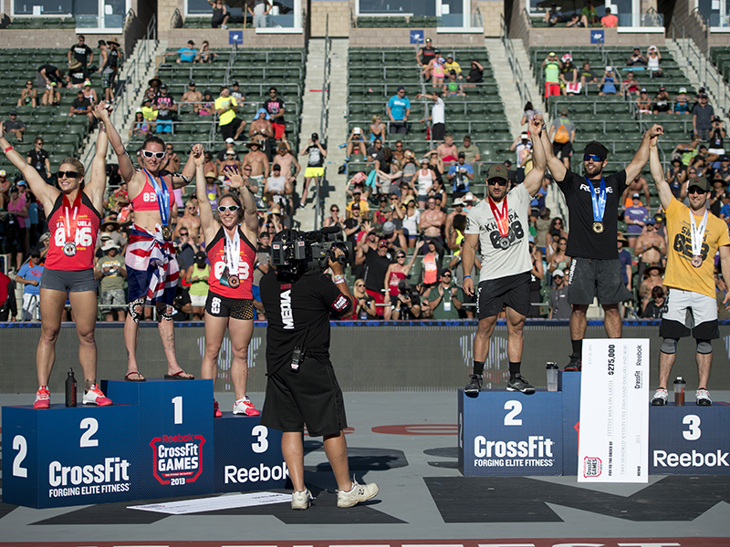 2013 CrossFit Games Award Ceremony