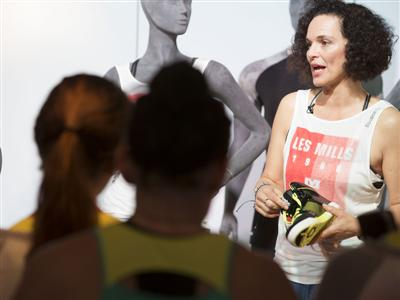 Revolutionizing Studio Fitness: Reebok and Les Mills Introduce 'The Project: Immersive Fitness'