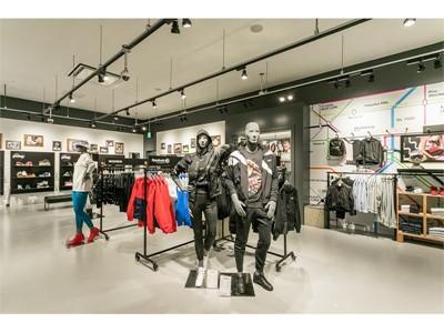 都内2店舗目となる「リーボック クラシック」直営コンセプトストア 「リーボック クラシックストア ダイバーシティ東京 プラザ」 2017年2月3⽇(⾦)オープン