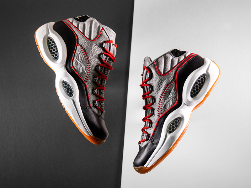 Reebok Question Mid Practice 3