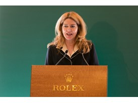 Rolex Awards 2012 press conference 3