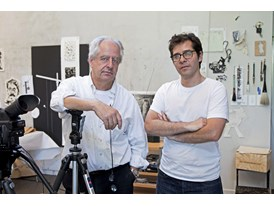 William Kentridge, Mentor, and Mateo López, Protégé