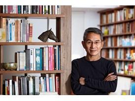 Lin Hwai-min, mentor.