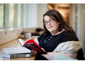 Literature protégée Naomi Alderman.