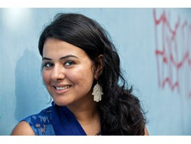 Dina El Wedidi, protégée.