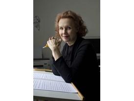 Kaija Saariaho, Music mentor