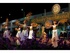 Rotary's Bangkok Convention Highlights Impact of Private Sector in Solving World's Most Pressing Problems
