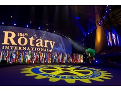 Rotary concludes international convention in Lisbon (23-26 June)