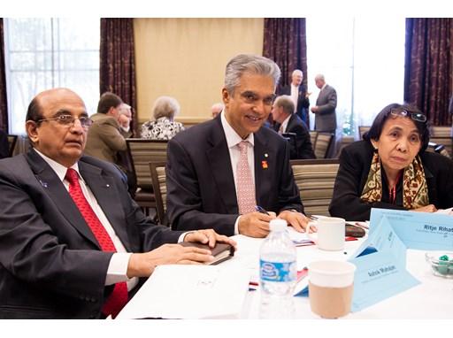 Rotary Hosts Polio Advocacy Summit
