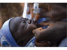 Rotary grants US$40.3 million to eradicate polio worldwide