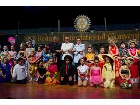 RI President Kalyan Banerjee