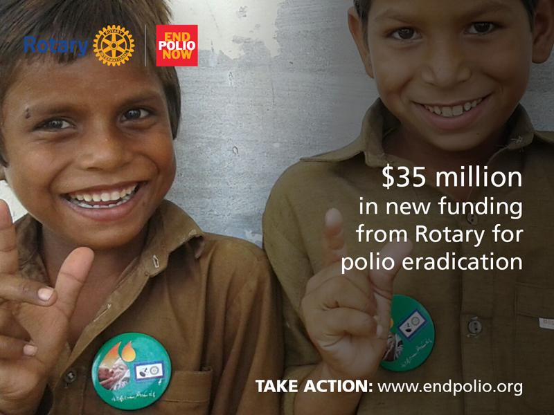IPPC Polio Funding