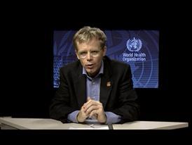 Bruce Aylward, Dir. Global Eradication Initiative, WHO