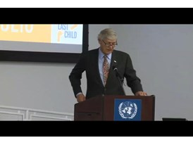 Video from U.N. General Assembly Polio Event Part 6