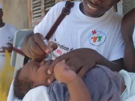 Rotary International 2014 Polio