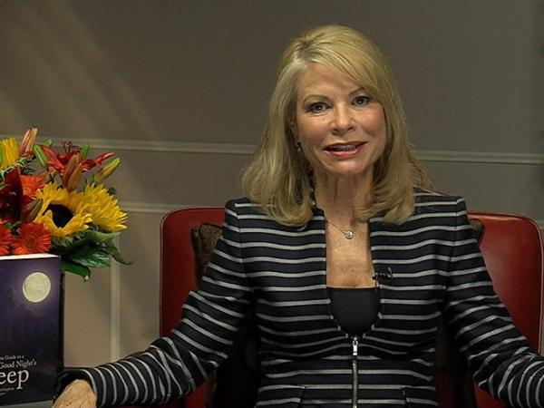Dr. Carmel Harrington, Sleep Expert and Author