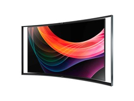 Samsung OLED TV - Right