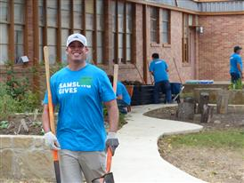 US Day of Service 6