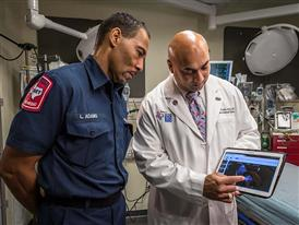 Samsung Tablet-based Ultrasound Trial Shows Lifesaving Potential in Emergency Services