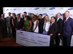 Samsung Honors Tony Bennett and John Legend at 12th Annual Hope for Children Gala