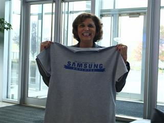 Samsung Bring Your Parents to Work Day