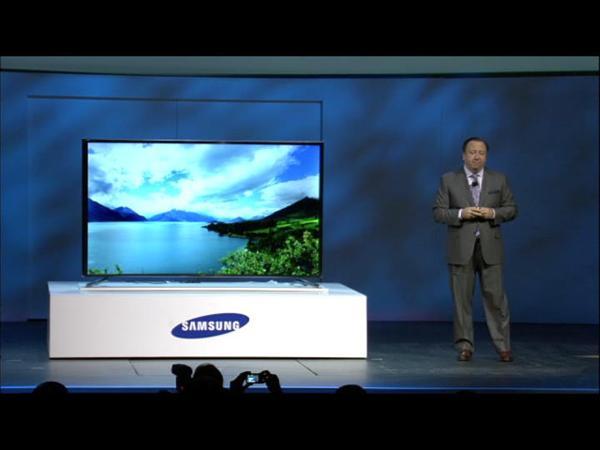 Samsung Announces new UHD TV's at CES 2014
