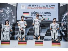 Victory and lead for Stian Paulsen at the Nürburgring
