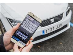 """SEAT, SAMSUNG and SAP join forces to develop the """"connected car"""" of the future"""