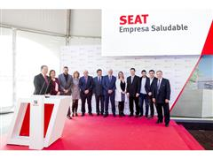 SEAT invests three million Euros in an Innovative health centre for its employees