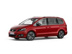 SEAT Alhambra 20th anniversary – Style, Design, Technology