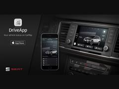 SEAT becomes the First Carmaker with a CarPlay App for iPhone in the App Store