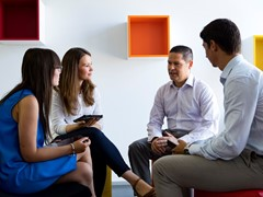 SEAT Millennials are Committed to a Flexible, Digital, Connected Company