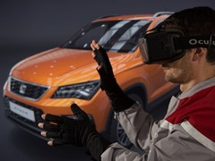 Virtual Reality Reduces Production Time of Prototypes by 30%