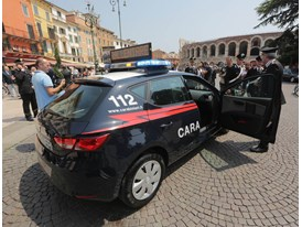 Italian Police Force Puts Faith in the SEAT Leon 3