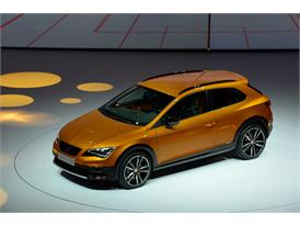 SEAT presents the Leon Cross Sport showcar 7