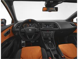 SEAT Leon Cross Sport Show Car, interior