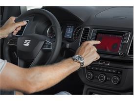 SEAT CONNECT Range 4
