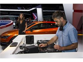 SEAT Lounge at the Frankfurt Motorshow 2015 (4)