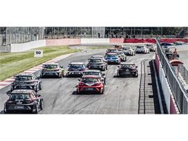 The SEAT Leon Eurocup returns to action (2)