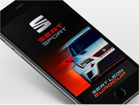 The SEAT Leon Eurocup now has its own App (2)