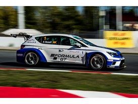 Pol Rosell king of the SEAT Leon Eurocup 2015