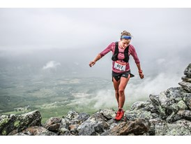 For Emelie Forserberg, reaching any peak in the world is quite special (Photographer Philipp Reiter)
